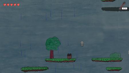 Sky's Isles -  Stormy Night Jump